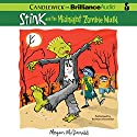 Stink and the Midnight Zombie Walk Audiobook by Megan McDonald Narrated by Barbara Rosenblat