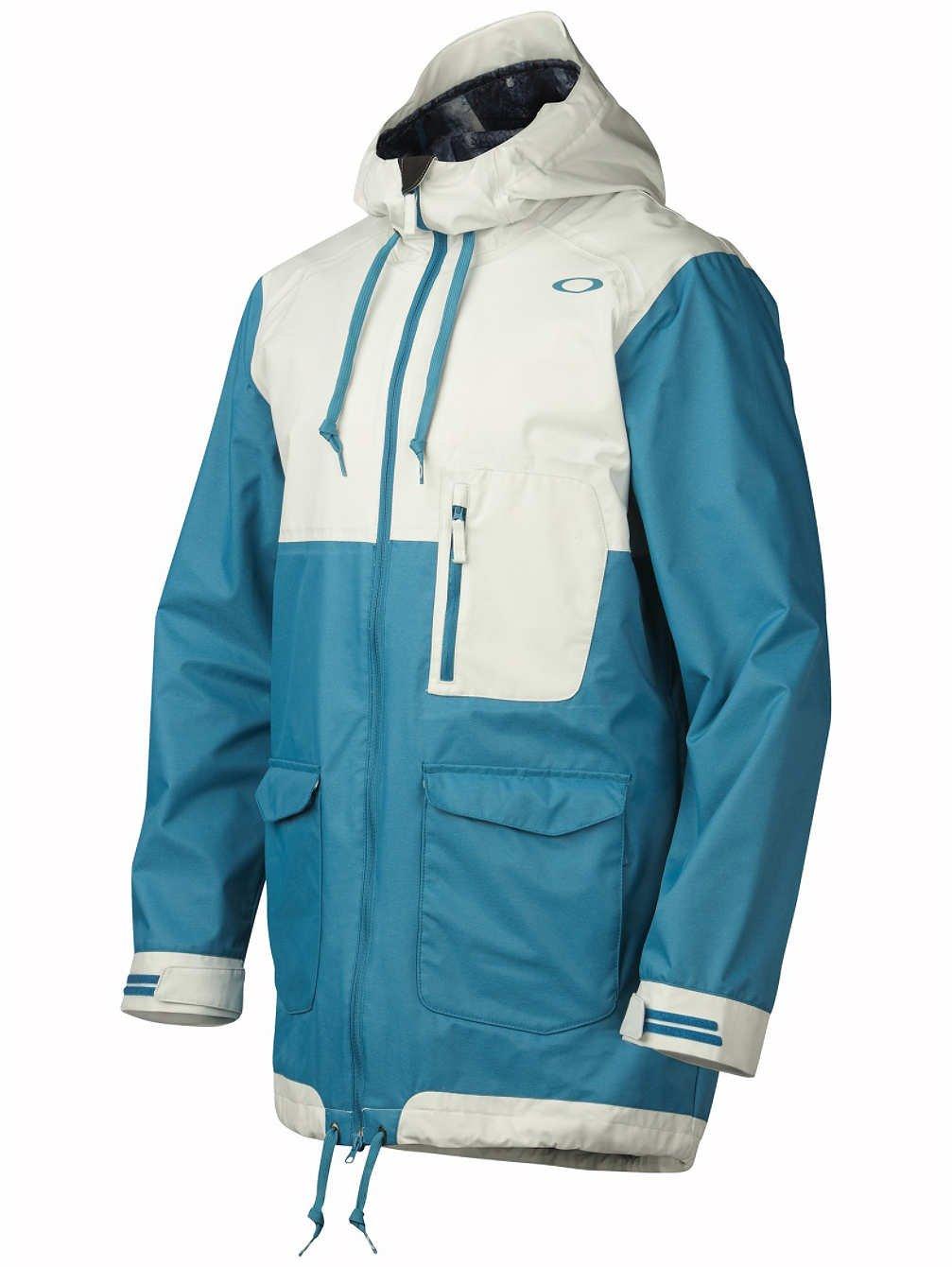 Herren Snowboard Jacke Oakley Ship Yard Jacket