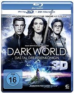 Dark World - Das Tal der Hexenkönigin [3D Blu-ray + 2D Version]