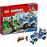 Lego Police Truck Chase, Multi Color