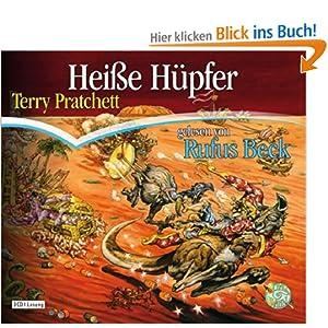 eBook Cover für  Hei 223 e H xFC pfer Ein Scheibenwelt Roman