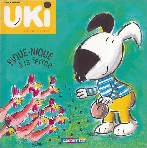 Ulki et ses amis (4) : Pique-nique à la ferme