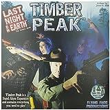 Last Night on Earth Timber Peak Board Game