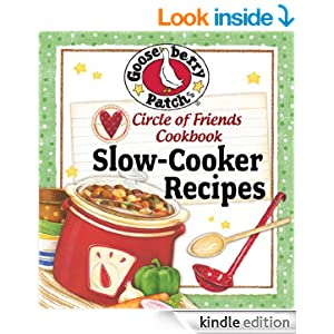 Circle of Friends Cookbook - 25 Slow Cooker Recipes