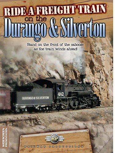 Ride a Freight Train on the Durango & Silverton on Amazon Prime Video UK
