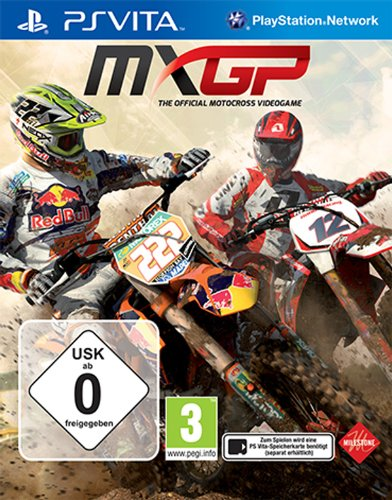 product photo for MX GP - Die offizielle Motocross-Simulation