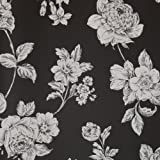 Essen Black & White vinyl wallpaper No. BW28707