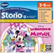 Vtech - 231705  - Storio 2 et g�n�rations suivantes - Jeu �ducatif - La Boutique de Minnie