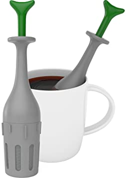I Cooker Travel French Press Coffee Maker & Tea Infuser [Single Use] Best Portable Hand Pump For Single Use Cup Of Coffee Perfect As A Tea Infuser Tool