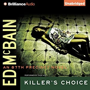 Killer's Choice: An 87th Precinct Novel, Book 5 | [Ed McBain]