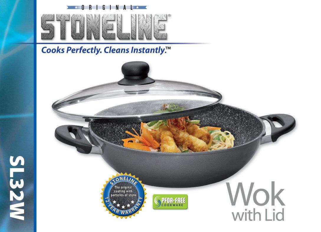 STONELINE Cookware Non stick wok
