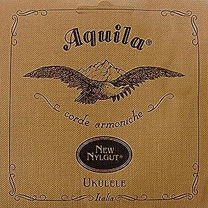 Aquila - Cordes pour Ukulele Nylgut Soprano (key of C)