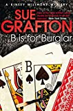 B is for Burglar: A Kinsey Millhone Mystery (Kinsey Millhone Alphabet series Book 2)