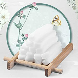 WYD Organic Milky White Glycerin Soap Base | Handmade Soap Soap Base | DIY Soap Ingredients | Best Results for Melting and Pouring
