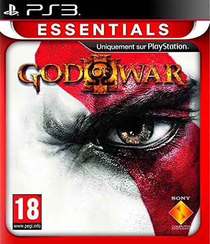 Sony God of War III - Essentials, PS3