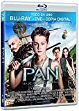 Pan (BD + DVD + Copia Digital) [Blu-ray]