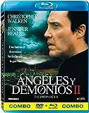 Ángeles Y Demonios 2 (DVD + BD) [Blu-ray]