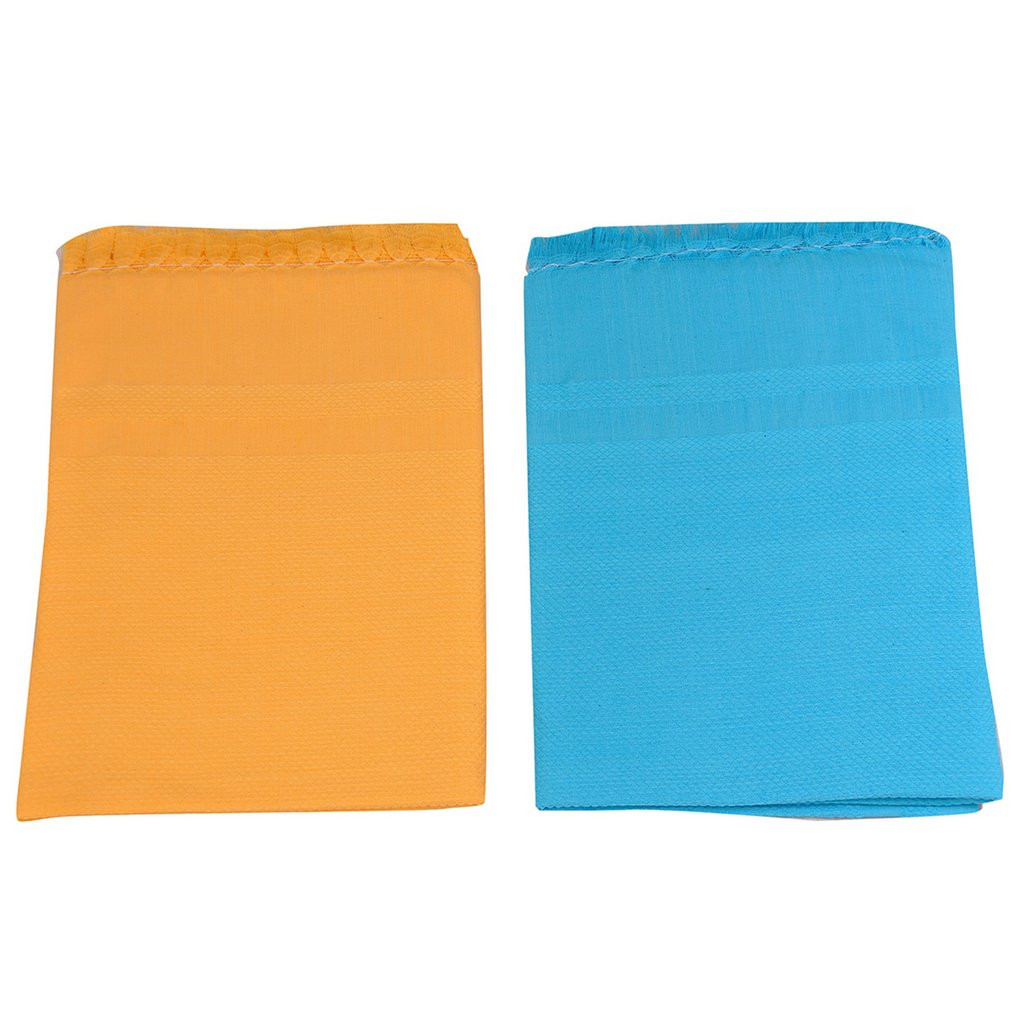 Apr Brand Multicolor Bath Towels Pack Of 2 Available At