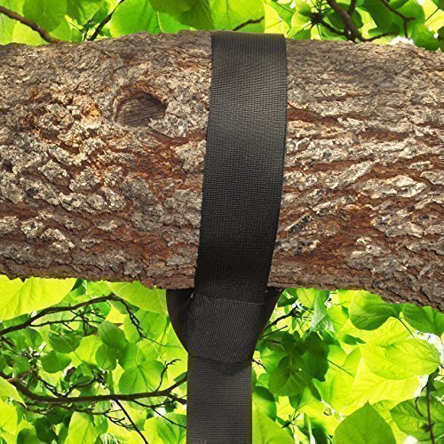 Discover Bargain Tree Swing Hanging Strap Kit By Royal Oak Tree Swings - One 48 Inch Strap With Safe...
