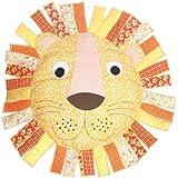 Sass & Belle Groß Löwe Kissen Mit Füllung