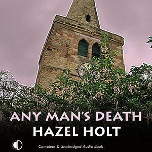 Any Man's Death | [Hazel Holt]