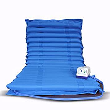 XUAN Drive Medical Einzelbett Pflege Aufblasbare Matratze Kissen Hämorrhoiden Krankenpflege Single Anti-Bedsore Bett verhindern Decubitus