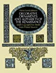 Decorative Ornaments and Alphabets of...
