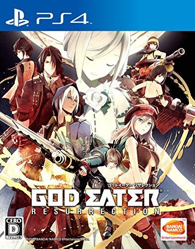 GOD EATER RESURRECTION クロスプレイパック&アニメVol.1 限定生産 -