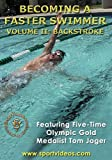 Becoming A Faster Swimmer - Vol. 2 - Backstroke [DVD]