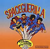 Space Guerilla plus 2 bonus tracks