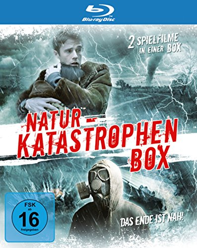 Naturkatastrophen Box [Blu-ray]