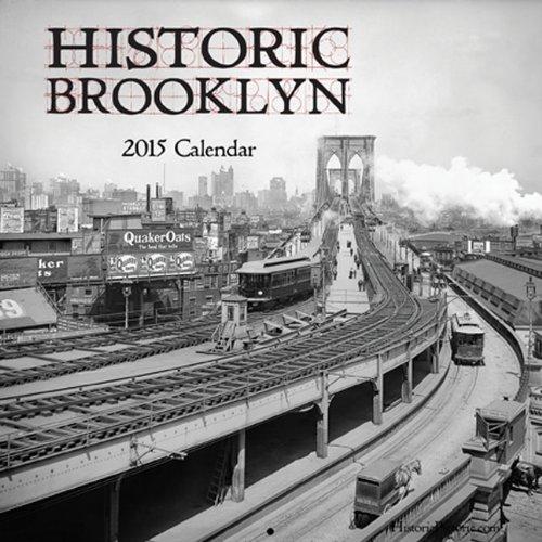 Historic Brooklyn 2015 Calendar