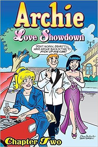 Archie: Love Showdown - Chapter 2 written by Dan Parent