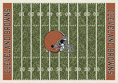 Cleveland Browns NFL Area Rug (10'9