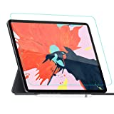 [2 Pack] Screen Protector ipad pro 11,High Touch Sensitivity Compatible with iPad Pro 11 2018 Released [Anti-Glare&Scratch Resistant] [ Face ID & Apple Pencil ] Premium PET Film(Not Glass) (Color: clear, Tamaño: 11-inch)