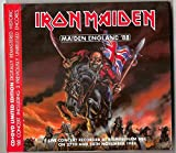 Iron Maiden Maiden England '88 CD + DVD Set DigiPak
