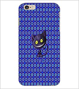 PrintDhaba Cartoon D-4228 Back Case Cover for APPLE IPHONE 6 (Multi-Coloured)