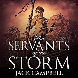 The Servants of the Storm Hörbuch