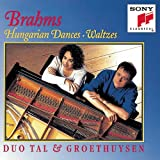 Brahms: Hungarian Dances/Waltzes For Piano
