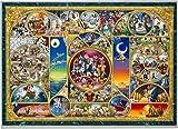 1000ピース ディズニーキャラクターワールド [世界最小ジグソー] DW-1000-260