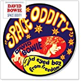 "Space Oddity 7"" Picture Disc 40th Anniversary (Vinyl)"