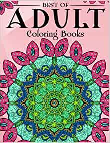 Colorama Coloring Book Pages For Adults