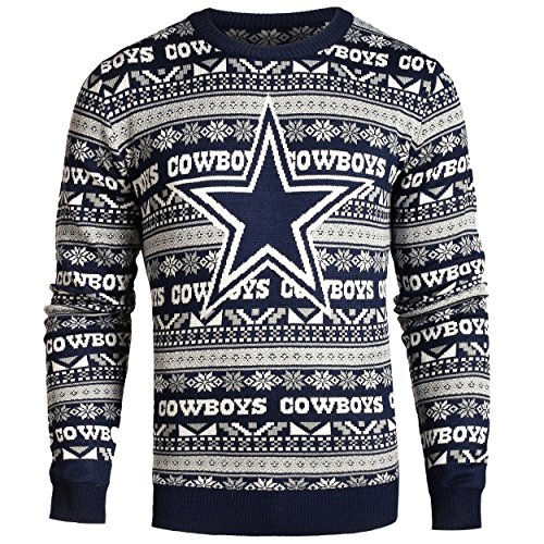 COWBOYS 2016 AZTEC UGLY SWEATER