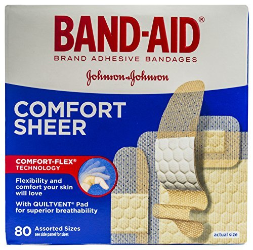 band-aid-comfort-flex-adhesive-bandages-sheer-80ct-assorted-sizes-pack-of-2-160ct-total