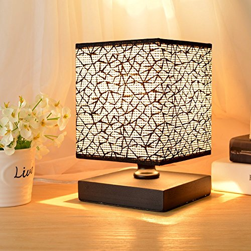 Simple Modern Bedside Table Lamp