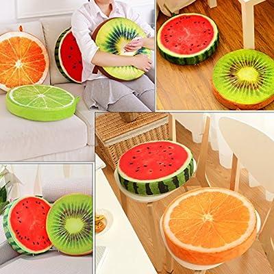3D Kreative Obst Stuhl-Sitz Sofa Plüsch Sitzkissen Dekokissen Abdeckung von eastar auf Gartenmöbel von Du und Dein Garten