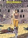 Piranese, la plan�te prison par Manara