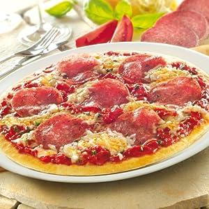 Steinofen-Pizza Salami