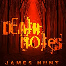 Death Notes, Book 2: Obituary Audiobook by James Hunt Narrated by Mikela Drew