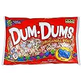 DUM DUMS Lollipops, 300 Count Bag